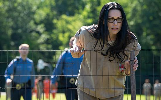 A scene from Orange is the New Black. Photo: Netflix