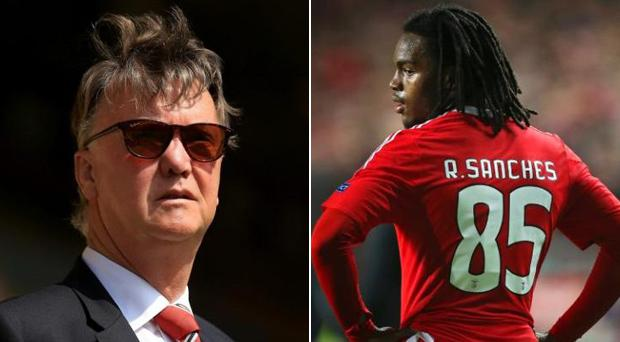 Louis van Gaal said no to deal for Renato Sanches