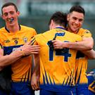 Clare football selector David O'Brien admits that their team has drawn oxygen from the revival of the hurlers over the last few months. Stephen McCarthy / SPORTSFILE