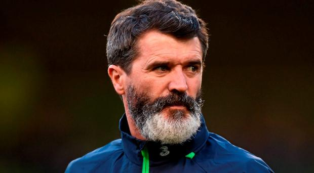 Roy Keane will be at the 2016 Euros this summer in his role as Ireland assistant manager. Ramsey Cardy / SPORTSFILE