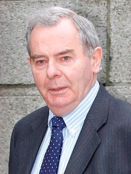 Businessman Sean Quinn (Picture: Collins)