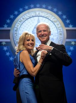US Vice-President Joe Biden and his wife Jill are planning an Irish visit (AP Photo)