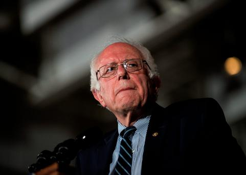 Mr Sanders warned a Norwegian Air service from Cork to Boston was effectively using Ireland as