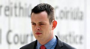 Ross Allen, a father of two, from Clara, Co Offaly was found not guilty of murder but guilty of manslaughter