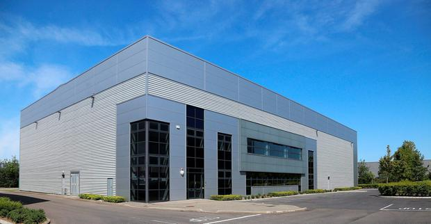 DB Schenker has leased a unit at North Dublin Corporate Park in Swords.