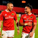 Munster's Simon Zebo and Francis Saili have both gone under the knife