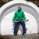 Ireland's David Harte plays his club hockey in the Netherlands and India. Photo: Billy Stickland/INPHO