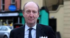 Transport Minister Shane Ross (Picture: Tom Burke)