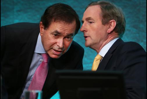 Mr Shatter called on the new Government to ensure that those adverse conclusions and opinions were acknowledged to be in error and the report withdrawn from circulation in its current form Picture: Steve Humphreys