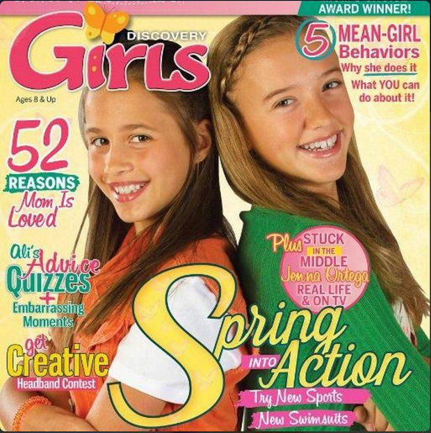 If you re curvy up top tween magazine comes under fire for telling