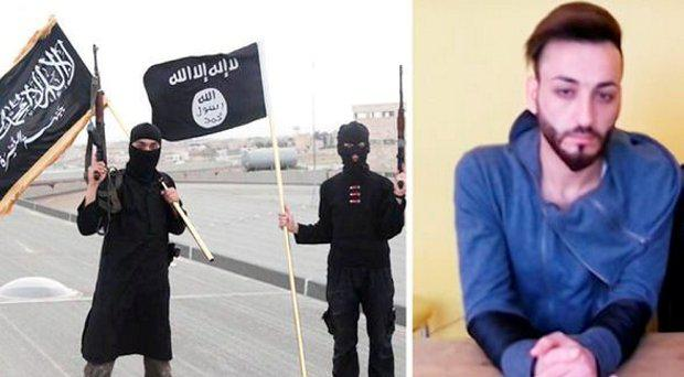 Mr Gay Syria Hussein Sabat said he is not afraid of ISIS