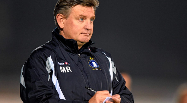 Limerick FC manager Martin Russell. Photo: Sportsfile
