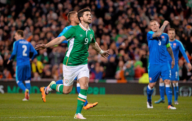 Shane Long.Photo: Sportsfile