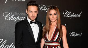 Liam Payne and Cheryl Cole attend the Chopard Trophy Ceremony during The 69th Annual Cannes Film Festival on May 12, 2016 in Cannes, (Photo by Venturelli/WireImage)