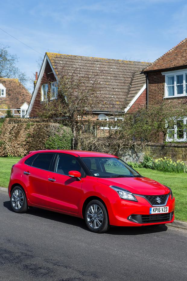 """SUZUKI will have their new Baleno on sale here from June 1 as they continue to turn the corner after what they admit has been a """"tough few years""""."""
