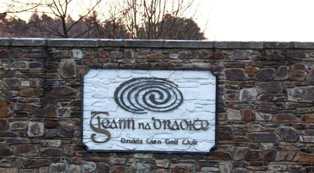 Druid's Glen Golf Club Co Wicklow