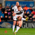 Paddy Jackson has the chance to stake his claims for an Ireland spot in Ulster's Pro12 semi-final against Leinster (SPORTSFILE)