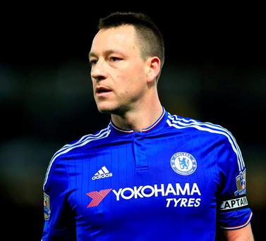 Chelsea captain John Terry has been offered a one-year contract extension and is considering the offer, the club have announced. Photo: Adam Davy/PA Wire