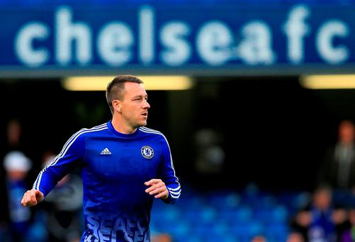 Chelsea captain John Terry has been offered a one-year contract extension and is considering the offer