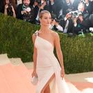 "Rosie Huntington-Whiteley attends the ""Manus x Machina: Fashion In An Age Of Technology"" Costume Institute Gala at Metropolitan Museum of Art on May 2, 2016 in New York City. (Photo by Neilson Barnard/Getty Images for The Huffington Post)"