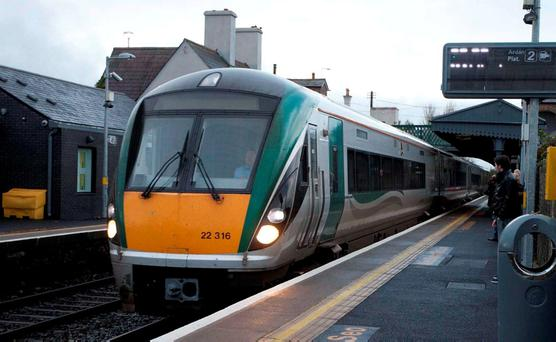 DANGER: The report will worry rail passengers. Photo: RollingNews.ie
