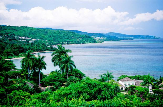 Montego Bay, Jamaica, a place where the pace of life moves slowly, and where the locals believe, 'Di hotta di battle, di sweeta di victor'.