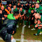 'Once again, Connacht raised themselves to a different level in terms of physicality, particularly in defence.' Photo: Sportsfile