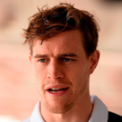 Andrew Trimble: 'When I moved to the wing first I'd be chasing box-kicks and waiting for the guy to land and trying to smash him into touch' Photo: Sportsfile
