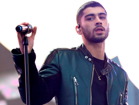 Former One Direction star Zayn Malik. Photo: Rich Fury/Invision/AP