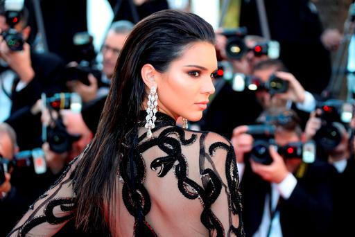A man has been arrested and charged with stalking Kendall Jenner. Photo: Getty