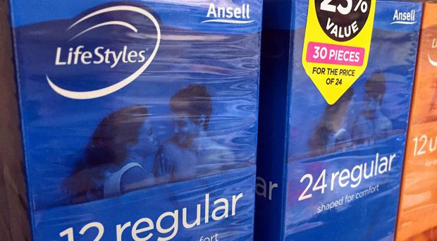 Starpharma Holdings and Ansell combined to produce the Dual Protect condoms. Reuters