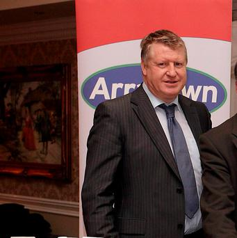 Arrabawn Co-op chief executive Conor Ryan.