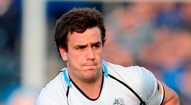 Alex Dunbar will miss the rest of the season for Glasgow Photo: Brendan Moran / SPORTSFILE