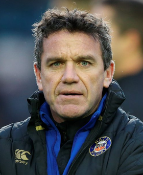 Mike Ford has left Bath after a disappointing season Photo: David Rogers/Getty Images