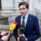 Health Minister Simon Harris 'fully supports smoking ban.' Photo: RollingNews.ie