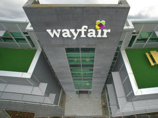 Wayfair's Galway office. Pic: Business Wire