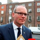 Minister for Local Government and Planning Simon Coveney. Photo: Tom Burke