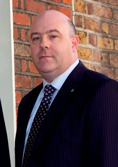 Mortgage campaigner David Hall. Photo: Fennell Photography