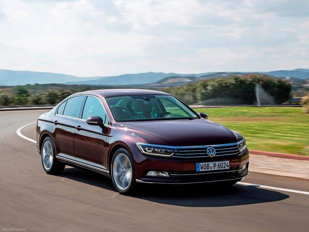 Older models of VW Passat are amongst the most popular second-hand cars purchased by Irish people