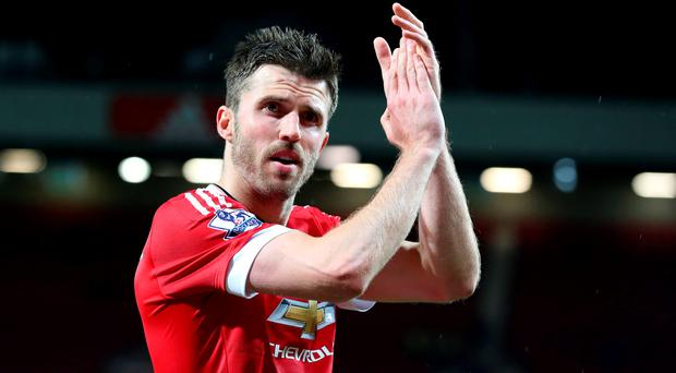 Is this the last time we will see Michael Carrick in a Manchester United shirt?