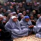 A video of Nigerian Islamist extremist group Boko Haram shows girls, wearing the full-length hijab and praying in an undisclosed rural location. Photo: AFP/Getty Images