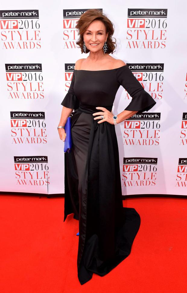 Celia Holman Lee at The Marker Hotel for the VIP Style Awards 2016