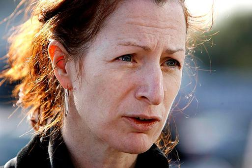 The incident was reported in various media outlets in the immediate aftermath of Clare Daly being arrested