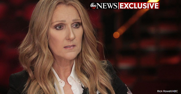 Celine Dion appeared on ABC to give the first interview since her husband's death.