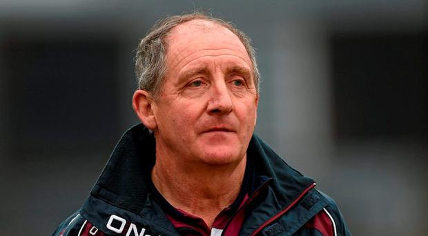 Westmeath manager Michael Ryan. Photo: Paul Mohan / Sportsfile