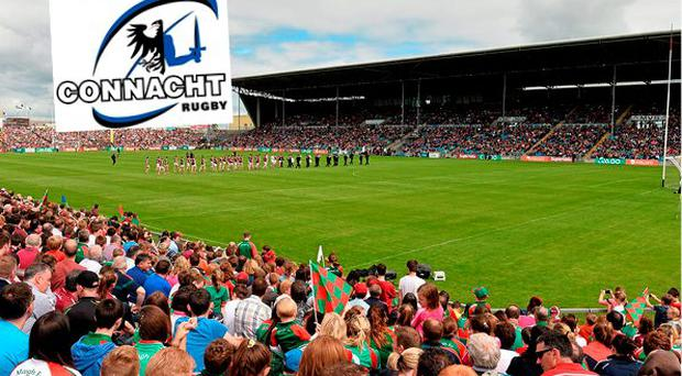 Could we soon see rugby in MacHale Park?