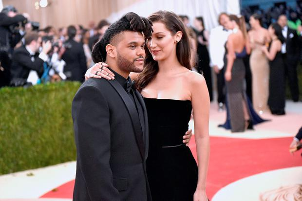 The Weeknd and Bella Hadid Are Hanging Out Again, Source Says