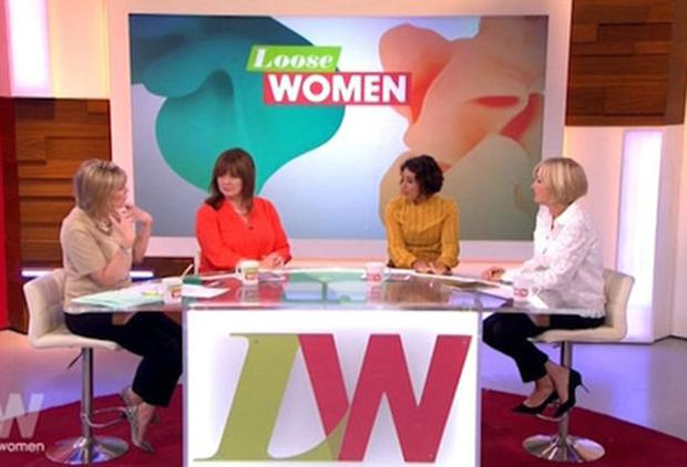 Loose Women panelists. Photo: ITV
