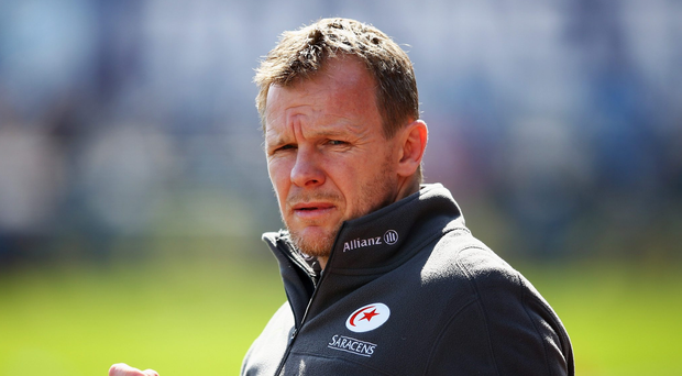 Mark McCall. Photo: Richard Heathcote/Getty Images