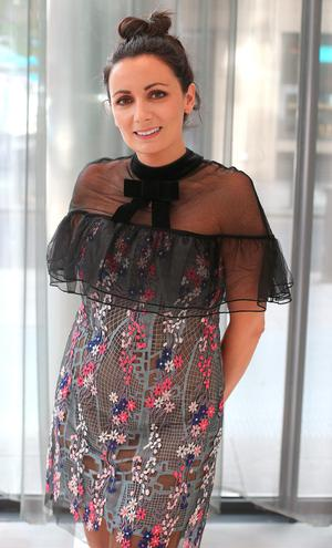 Today FM presenter Louise Duffy. Picture: Damien Eagers